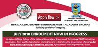 Africa Leadership and Management Academy (ALMA)