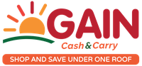 GAIN CASH & CARRY