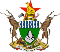 Ministry of Health and Child Care logo