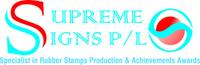 Supreme Signs